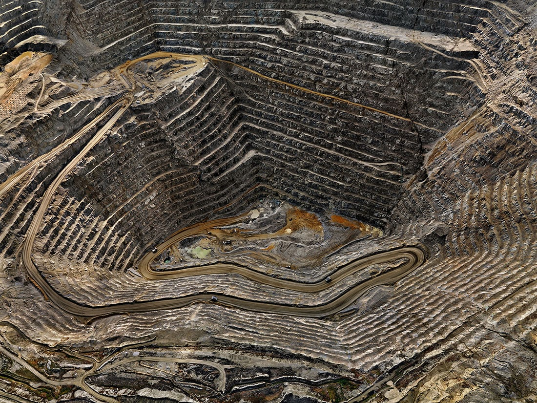 Highland Valley Copper Mine