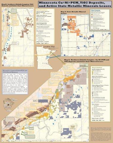 Mn Iron Range Mesabi Region Natural Resources